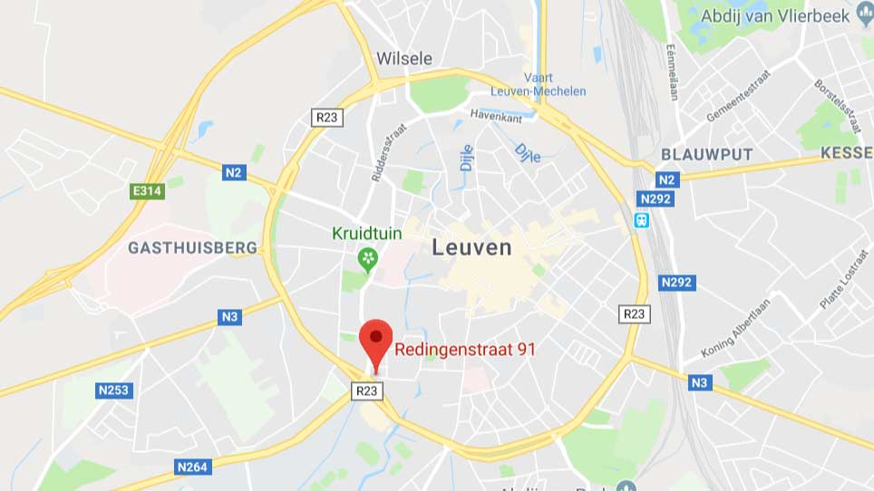 map-oppenhof
